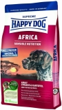 HAPPY DOG SUPREME AFRICA 3x12,5 kg + DOPRAVA ZDARMA+Dental Snacks!