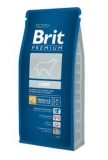 Brit premium dog light 15kg + DENTAL SNACKS ZDARMA!!!
