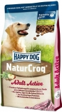 HAPPY DOG NaturCroq Active 15kg + DOPRAVA ZDARMA+Dental Snacks!