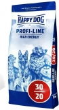HAPPY DOG PROFI-LINE 30/20 High Energy 20kg+SLEVA+Dental Snacks+DOPRAVA ZDARMA!