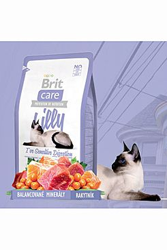 Brit Care Cat Lilly I´ve Sensitive Digestion 2x7kg