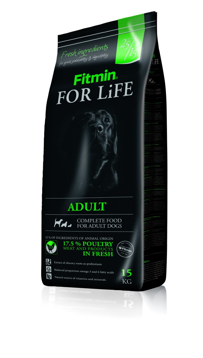 Fitmin Dog For Life Adult 3 x 15 kg
