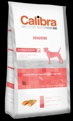 Calibra Dog EN Sensitive Salmon 12kg + DOPRAVA ZDARMA