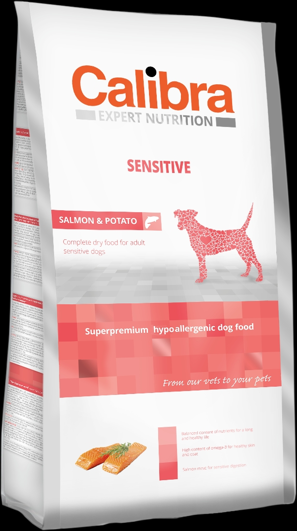 Calibra Dog EN Sensitive Salmon 2x12kg + DOPRAVA ZDARMA