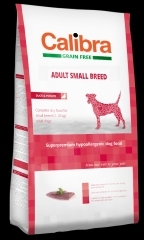 Calibra Dog GF Adult Small Breed Duck 2x7kg + DOPRAVA ZDARMA