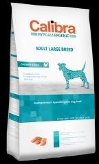 Calibra Dog HA Adult Large Breed Chicken 3x14kg + DOPRAVA ZDARMA