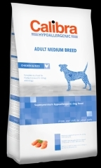 Calibra Dog HA Adult Medium Breed Chicken 14kg + DOPRAVA ZDARMA