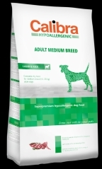 Calibra Dog HA Adult Medium Breed Lamb 2x14kg + DOPRAVA ZDARMA