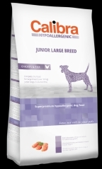 Calibra Dog HA Junior Large Breed Chicken 14kg + DOPRAVA ZDARMA