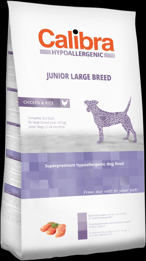 Calibra Dog HA Junior Large Breed Chicken 2x14kg + DOPRAVA ZDARMA
