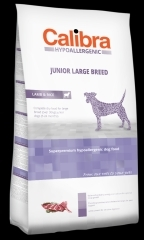 Calibra Dog HA Junior Large Breed Lamb 3x14kg + DOPRAVA ZDARMA