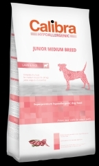 Calibra Dog HA Junior Medium Breed Lamb 2x14kg + DOPRAVA ZDARMA