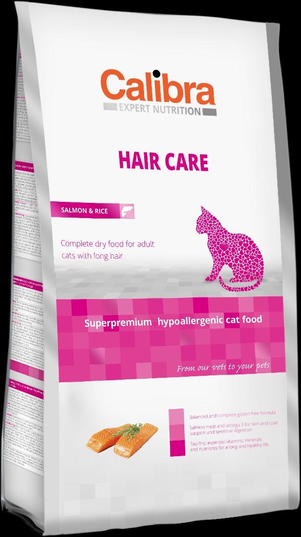 Calibra Cat EN Hair Care 3x7kg NEW+DOPRAVA ZDARMA (+SLEVA PO REGISTRACI/PŘIHLÁŠENÍ)
