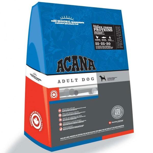 Acana Adult 18kg + DOPRAVA ZDARMA + Dental Snacks ZDARMA!