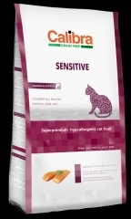 Calibra Cat GF Sensitive Salmon 7kg + DOPRAVA ZDARMA