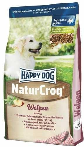 HAPPY DOG NaturCroq WELPEN 2x15kg + DOPRAVA ZDARMA+ 2xDental Snacks! (+ SLEVA PO REGISTRACI/PŘIHLÁŠENÍ! ;))
