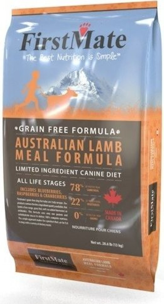 FirstMate Australian Lamb 2 x 13kg + 2x Dental Crazy Snacks + DOPRAVA ZDARMA!