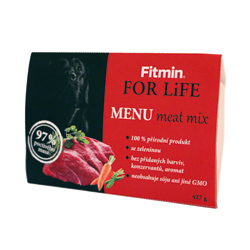 Fitmin For Life menu meat mix 8x427g - karton
