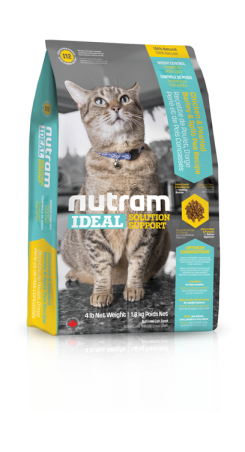 I12 Nutram Ideal Weight Control Cat 3x6,8kg+DOPRAVA ZDARMA!