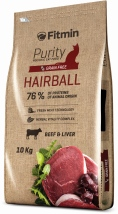 Fitmin Cat Purity Hairball 3x10kg + DOPRAVA ZDARM
