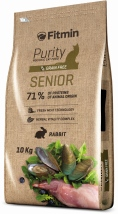 Fitmin Cat Purity Senior 1,5kg MIN. TRV 03/2020