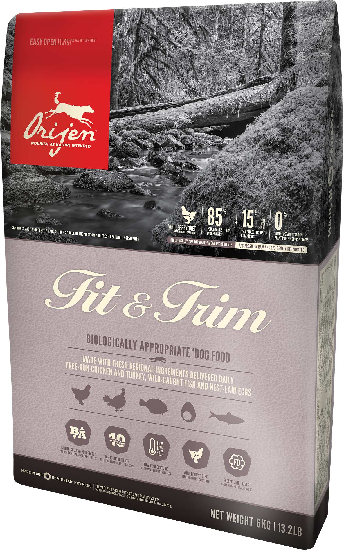 ORIJEN Dog Fit & Trim 2kg