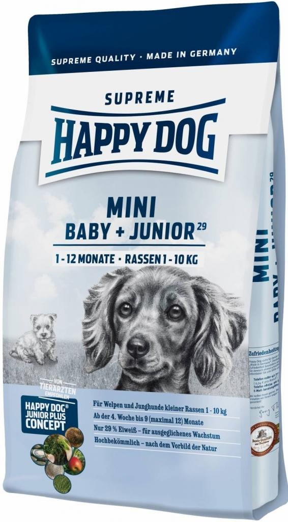 granule happy dog mini baby junior. Black Bedroom Furniture Sets. Home Design Ideas