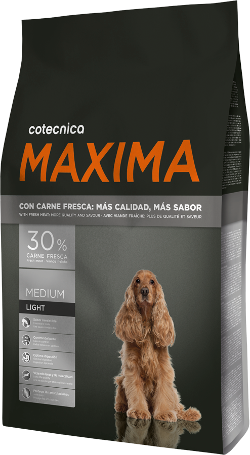 Maxima Medium Light 3kg (+ 2% SLEVA PO REGISTRACI )