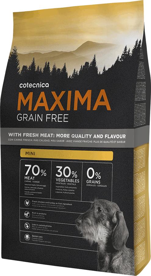 Maxima Grain Free Mini 1kg (+ 2% SLEVA PO REGISTRACI )