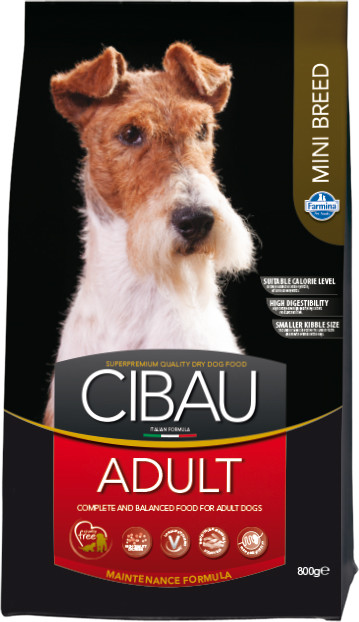 CIBAU Dog Adult Mini 2x2,5KG