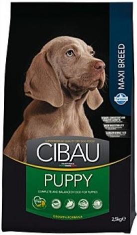 CIBAU Dog Puppy Maxi 3x12KG+6kg ZDARMA + DOPRAVA ZDARMA + DENTAL SNACKS! (+6kg ZDARMA NAVÍC do vyprodání + 2% SLEVA PO REGISTRACI / PŘIHLÁŠENÍ!)