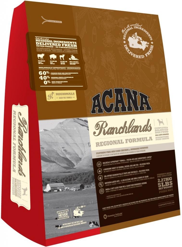 Acana Ranchlands 6,8 kg + DOPRAVA ZDARMA
