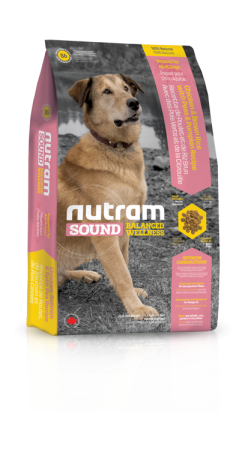 S6 Nutram Sound Adult Dog 2kg