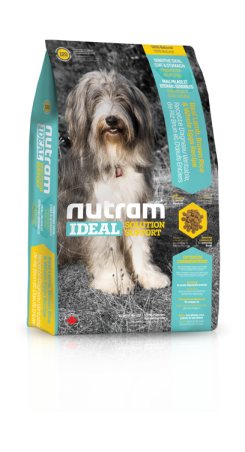 I20 Nutram Ideal Sensitive Dog 2x13,6kg+DOPRAVA ZDARMA+1x Candies
