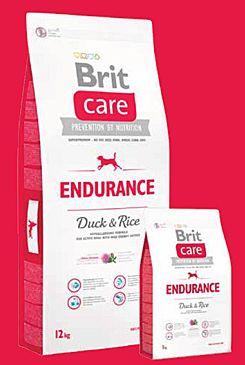 Brit Care Dog Endurance 12kg+DOPRAVA ZDARMA+SNACKS! (+ 2% SLEVA PO REGISTRACI / PŘIHLÁŠENÍ!)