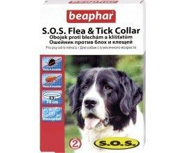 Beaphar Pes Obojek antiparazitní SOS 70cm