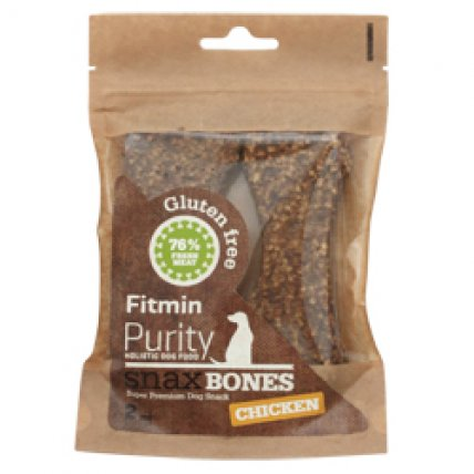 Fitmin Snax dog CHICKEN Bones 2ks