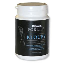 Fitmin For Life dog Klouby - tablety 100 ks
