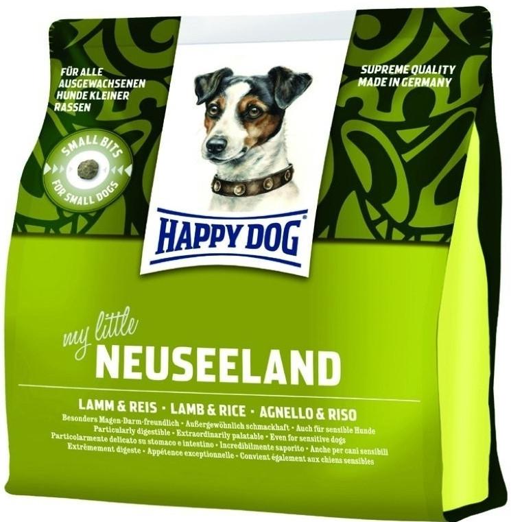 HAPPY DOG SUPREME My little Neuseeland 2.5kg (+ 2% SLEVA PO REGISTRACI/PŘIHLÁŠENÍ! ;))
