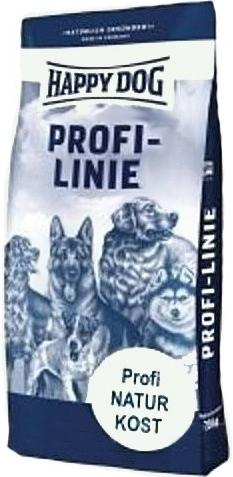 HAPPY DOG PROFI-LINE NATURKOST 20kg+SLEVA+Dental Snacks+DOPRAVA ZDARMA! (+ SLEVA PO REGISTRACI/PŘIHLÁŠENÍ! ;))