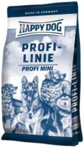 HAPPY DOG PROFI-LINE ADULT Mini 18kg+SLEVA+Dental Snacks+DOPRAVA ZDARMA! (+ SLEVA PO REGISTRACI/PŘIHLÁŠENÍ! ;))