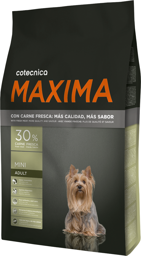 Maxima Mini Adult 3kg (+ 2% SLEVA PO REGISTRACI )