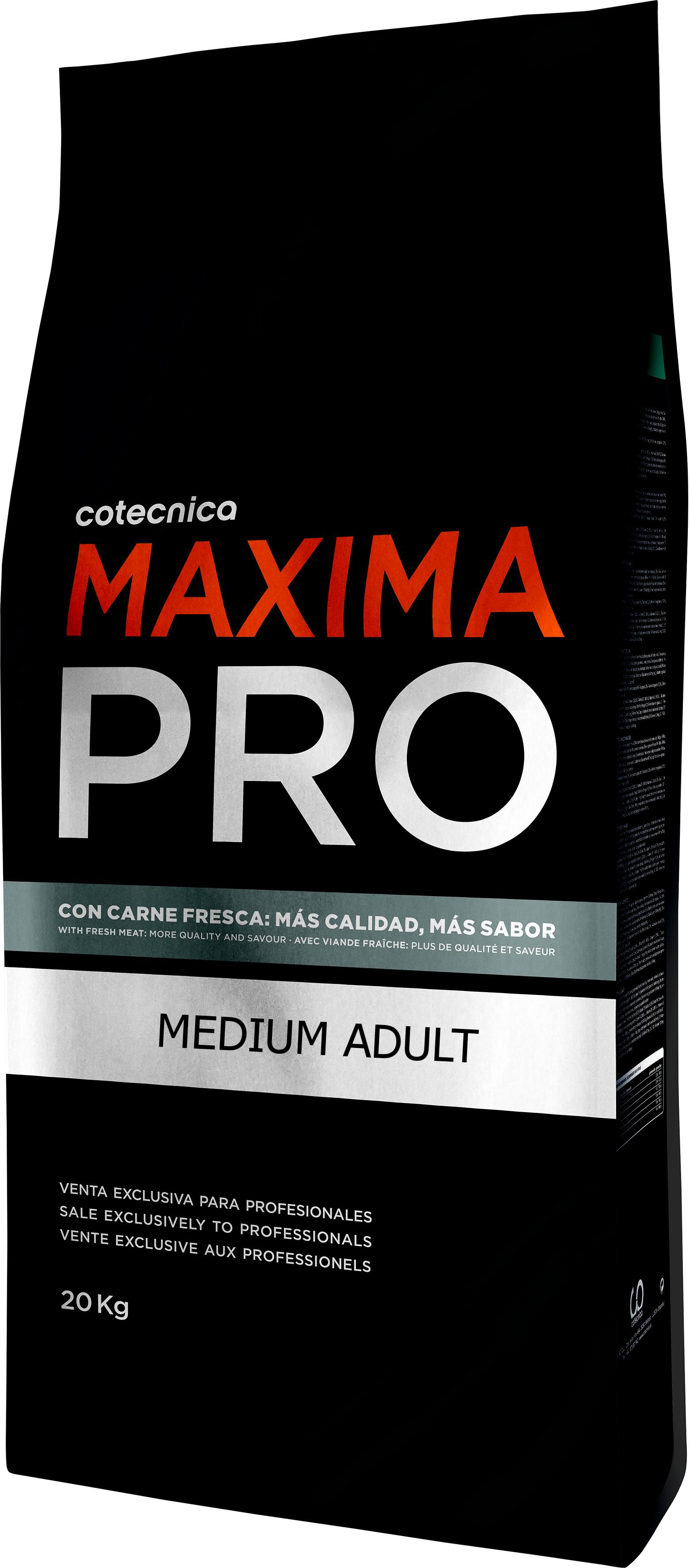 Maxima Criador Medium Adult 20kg+DOPRAVA ZDARMA+Dental Snacks ZDARMA! (+ 2% SLEVA PO REGISTRACI )
