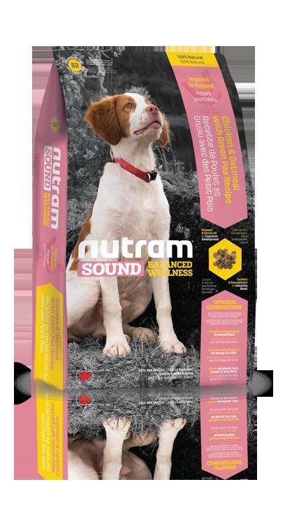 S2 Nutram Sound Puppy 2,72kg (+ 2% SLEVA PO REGISTRACI / PŘIHLÁŠENÍ!)