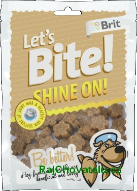 Brit Let´s Bite Shine On! 150 g