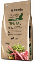 Fitmin Cat Purity Dental 10kg + 2x myška zdarma + DOPRAVA ZDARMA!