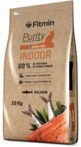 Fitmin Cat Purity Indoor 10kg  + DOPRAVA ZDARMA!