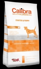Calibra Dog HA Starter & Puppy Lamb 3kg