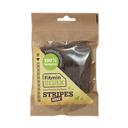 Fitmin Snax dog BEEF STRIPES 5ks