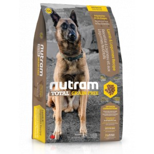 T29 Nutram Total Grain Free Lamb & Legumes Dog 2,72kg